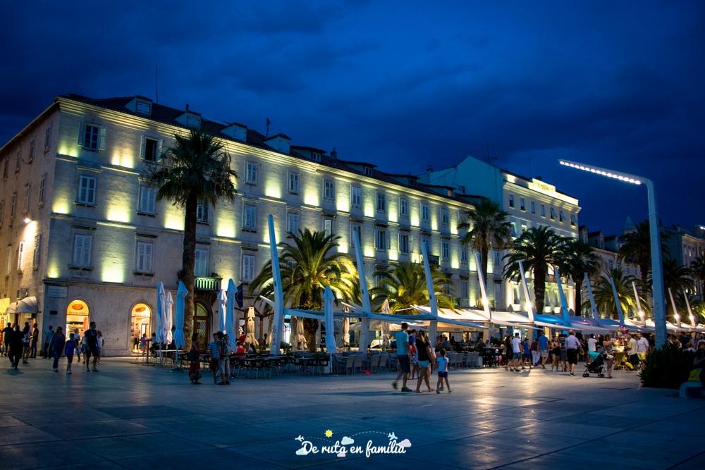 visitar Split en un dia Croàcia