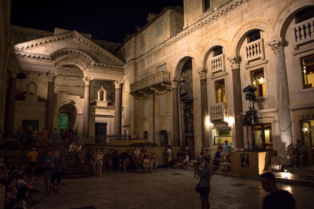 Ruta per Croàcia (III): Visitant les ciutats d'Split i Trogir