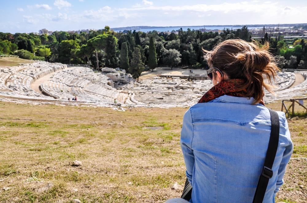 Ruta per Sicília (V): Visitar el teatre grec de Siracusa i el petit poble d'Acireale