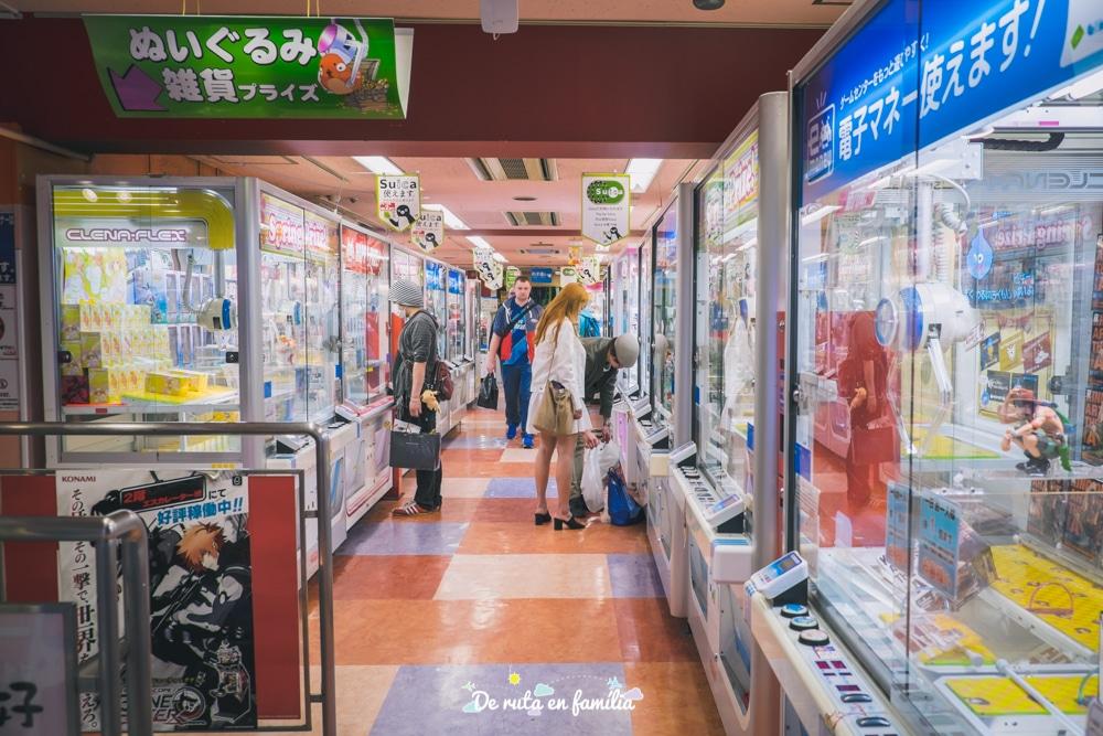 visitar toquio. Barri d'Akihabara