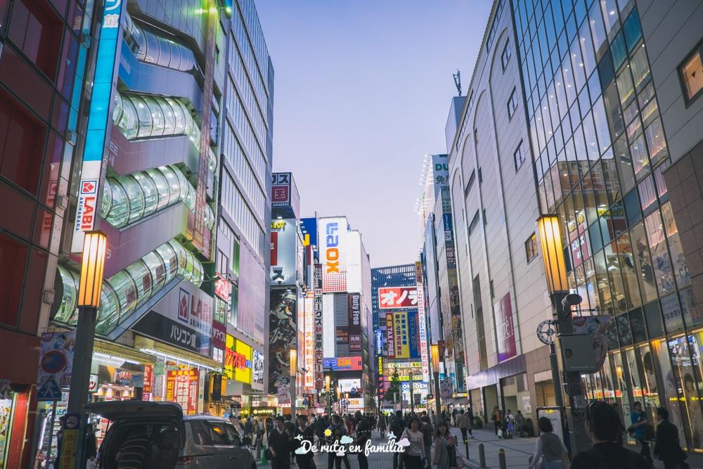 barris toquio Akihabara