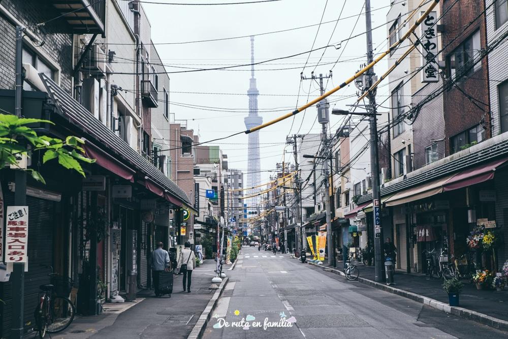 visitar toquio. Barri d'Asakusa