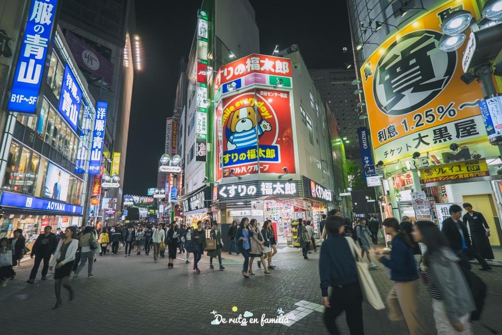 visitar toquio. Barri de Shibuya