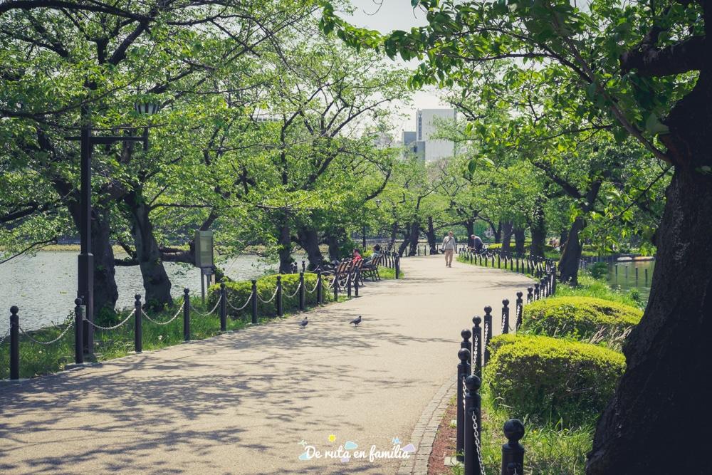 visitar toquio. Barri Ueno