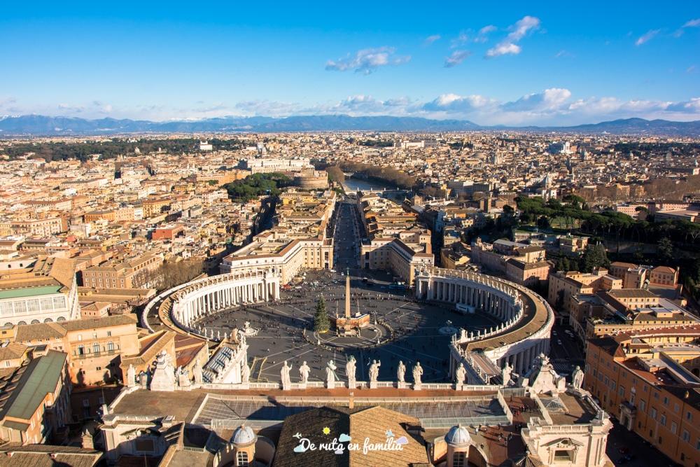 cupula de Sant Pere del Vaticà