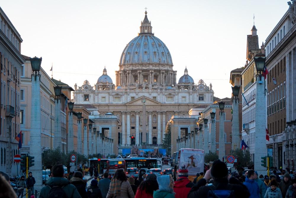Escapada a Roma. Un dia visitant el país més petit del món, el Vaticà